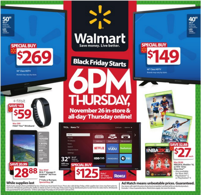 Nov 26, · Walmart is best known as a big physical store, but today it gets online in a big way. Most of the Black Friday deals are gone, but that doesn't mean you can't still roll it on back.