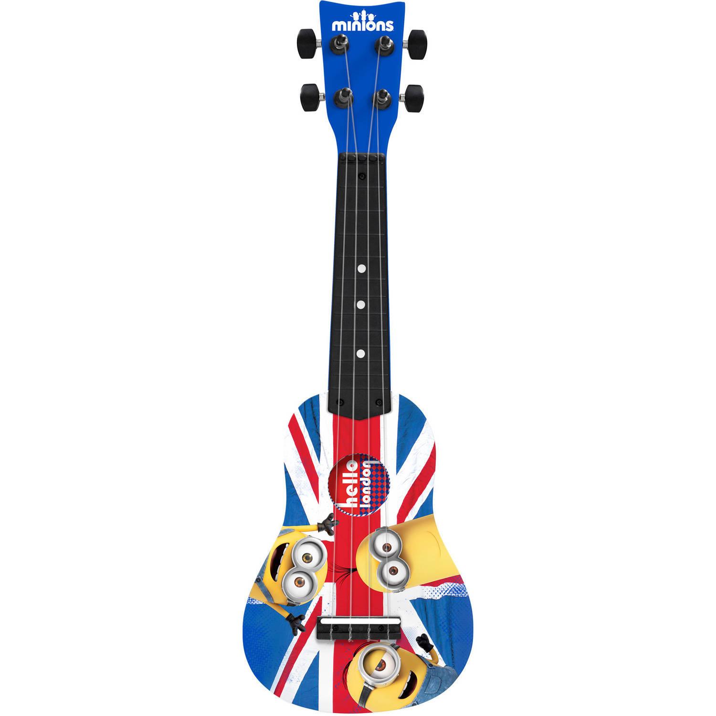 Walmart: Minions Mini Guitar Only $10.00 (Reg. $14.97