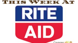 Rite Aid Best Deals