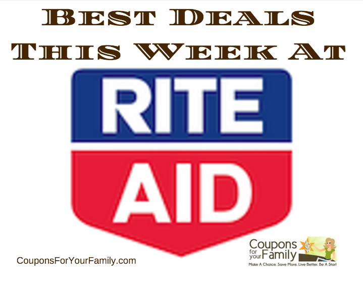 Rite Aid Deals this week 5/28-6/3:  FREE Daylogic Men's 3-Blade Razor, $0.50 Well Yes! Soup, $0.97 Kellogg's Cereal & more