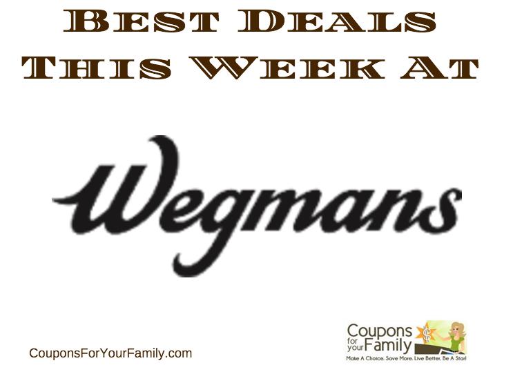 Wegmans Best Deals