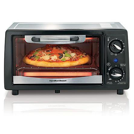 Sears Hamilton Beach Brands Inc 4 Slice Toaster Oven