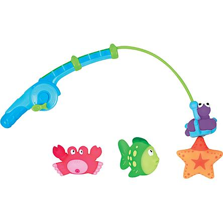 Kmart munchkin gone fishing bath toy only reg 12 for Kmart fishing pole