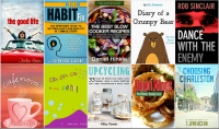 Books to Download for Free Feb 11:  The Habit Fix, Onion Rings, Cafenova, Choosing Charleston & more
