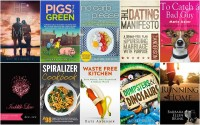 Books to Download for Free Feb 12:  No Carb Please, Running Home, Spiralizer Cookbook & more
