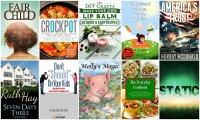 Books to Download for Free Feb 5:  The Everyday Cookbook, Seven Days There, Molly Magic, Static & more