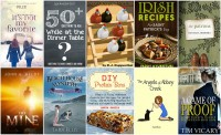 Books to Download for Free Feb 7:  DIY Protein Bars, Irish Recipes, A Game of Proof, The Mine & more