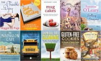 Books to Download for Free Feb 8:  Gluten Free Cookies, Chemical Free Cleaning & more