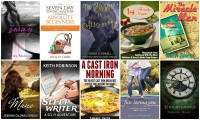 Books to Download for Free Feb 9:  A Cast Iron Morning, Sway, 14 Hearty Soups, Sleep Writer & more