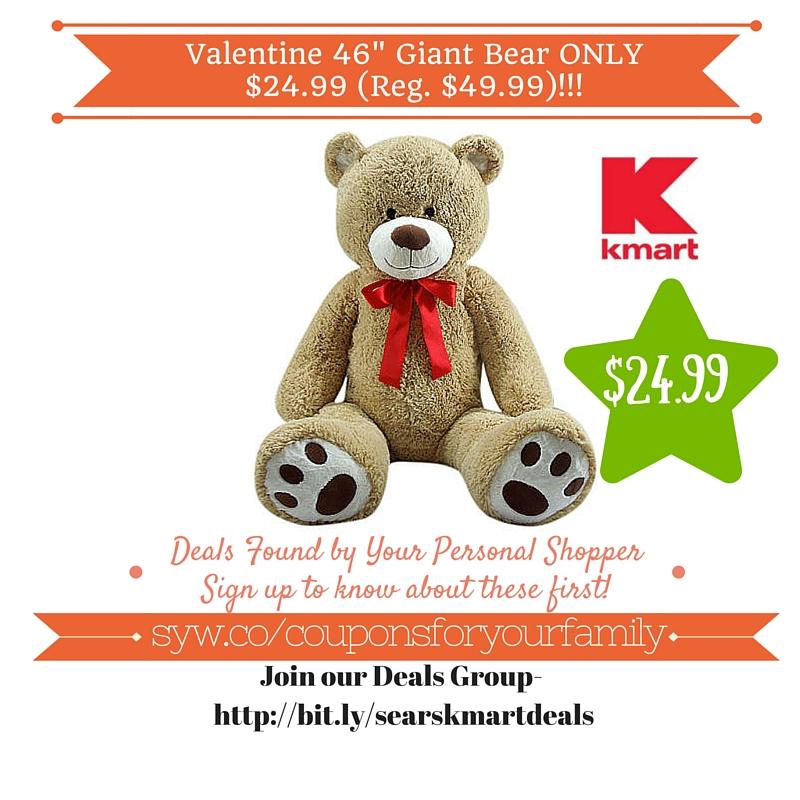 Kmart: Valentine 46\