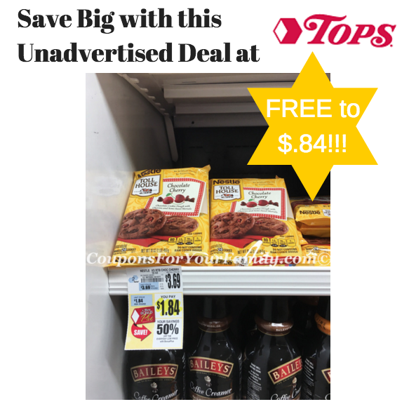 Tops Unadvertised coupon Deal