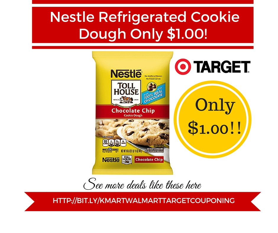 Nestle refrigerated cookie dough printable coupon