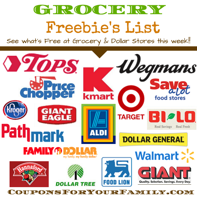 Free Groceries this week 1/6-1/12:  FREE Trolli Candy, SuperPretzel Bites, Curad Bandages & more