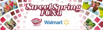 Enter the Diet Dr Pepper® Sweet Spring FUNd social contest for chance to win a $50, $500, or $5,000 Walmart e-Gift Card!