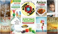 Books to Download for Free May 31:  Asian Cooking, And Then You, The Rowan Tree, Happiness & more