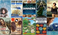 Books to Download for Free May 5:  Step By Step Soap Making, A North So True, Smoker's Paradise & more