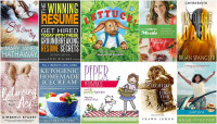 Books to Download for FREE June 28:  Balancing Act, The Winning Resume, Lettuce!, Just Pru & more