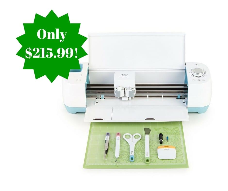 cricut explore air wireless electronic cutting machine bundle