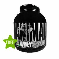 FREE Sample of Universal Nutrition Animal Whey