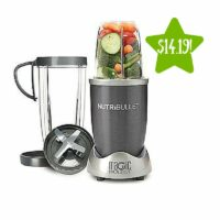 NutriBullet 8-Piece Nutrition Blender/Extractor Set Only $14.19 After Points (Reg. $80)