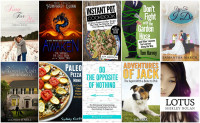 Books to Download for Free July 28:  Instant Pot Cookbook, Adventures of Jack, Do The Opposite of Nothing & more