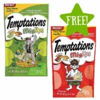 FREE Whiskas Temptations Mix-Ups 3 Oz. Bag of Cat Treats (7/29-7/31) LOAD TODAY
