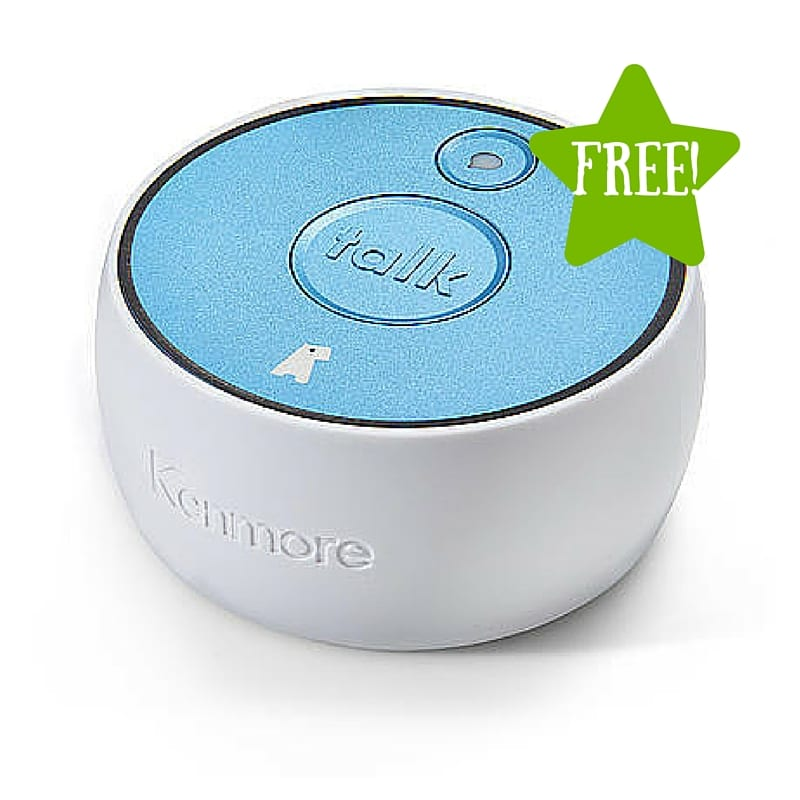 kenmore alfie. free kenmore alfie voice-controlled intelligent shopper after points (reg. $50)