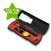 Professional Self-igniting Cordless Butane Solder Kit Only $34.59 After Points (Reg. $60)