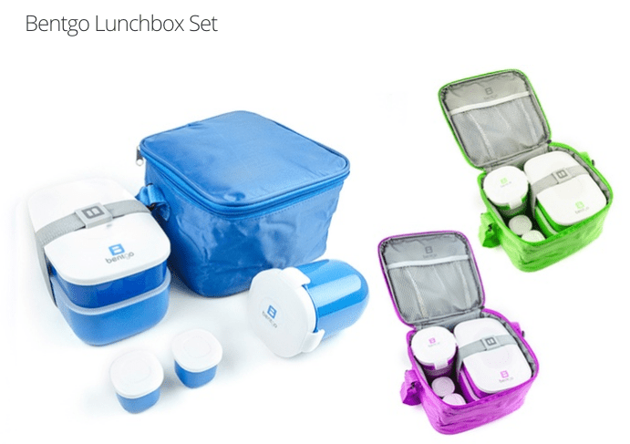 **Hot Deal** on Bentgo Lunchbox Set only $19.99 (Reg. $51.96) = 62% off!!