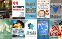 Books to Download for Free Aug 29:  10 Minute Breakfast, The Truth About Love, Bury The Lie, Low Carb Slow Cooker & more
