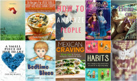 Books to Download for Free Aug 30:  Mexican Craving, Hero or Zero, Bedtime Blues, How to Analyze People, Habits & more