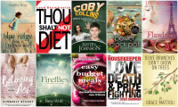 Books to Download for Free Aug 31:  Power Crock Pot, Olive Branches Don't Grow On Trees, Thou Shalt Not Diet, Fireflies & more