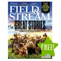 FREE Field & Stream Magazine Subscription