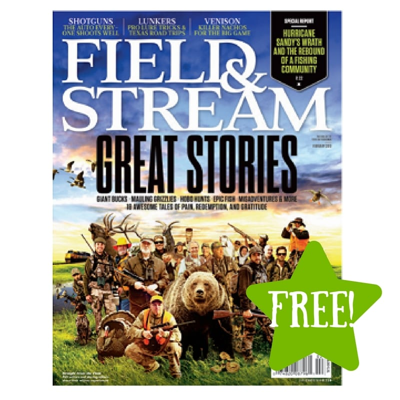 Field & stream coupons