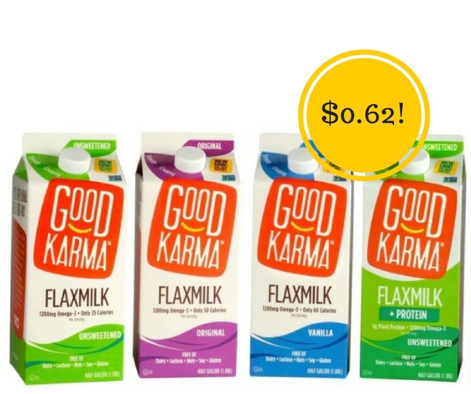 Good karma foods coupons