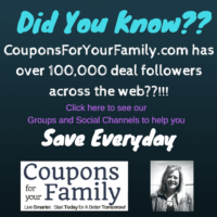 Join more than 100,000 other followers to learn how to SAVE EVERYDAY!
