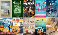 Books to Download for Free Sept 29:  Halloween Recipes, The Cozy Life, Last Chance Motel, Mendel, Undertow & more