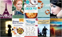 Books to Download for Free Sept 30:  Great Dump Crock Pot, The Disneyland Quest, Jump Ship, The Sanctum, Infinity & more