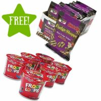 FREE Kellogg's Cereal & Cookies After Points