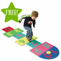 FREE WonderFoam Hop Scotch Mat After Points