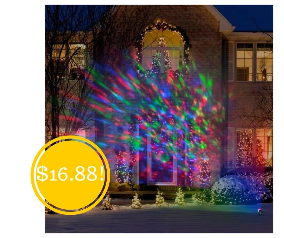 Shoprite Christmas Lights: Lightshow Kaleidoscope Multi-Colored Christmas Lights Only