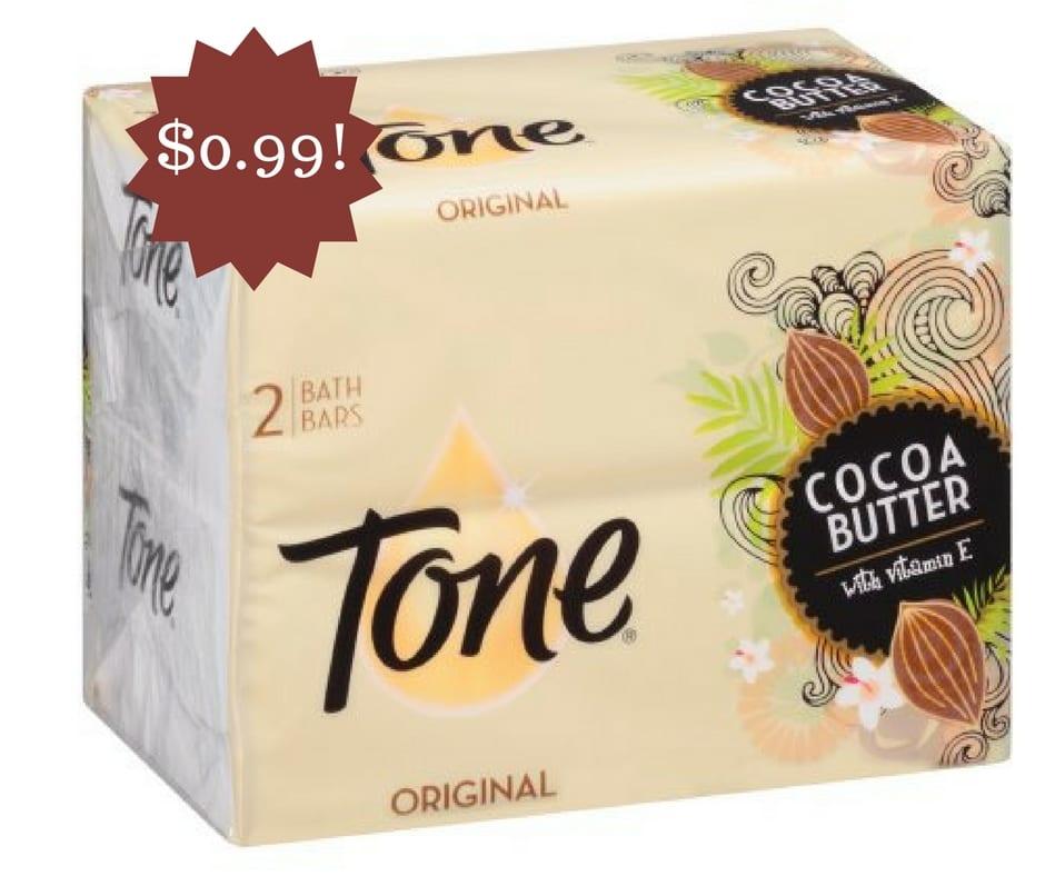 Wegmans: Tone Bar Soap Only $0.99