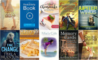 Books to Download for Free Oct 20:  The Ultimate Cheesecake Cookbook, Jupiter Winds, The Productivity Book, Mia's Gift & more