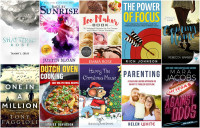Books to Download for Free Oct 21:  Dutch Oven Cooking, Harry The Christmas Mouse, Against The Odds, Ice Maker Book & more