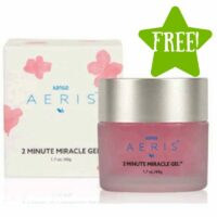 FREE XANGO Aeris 2 Minute Miracle Gel Sample
