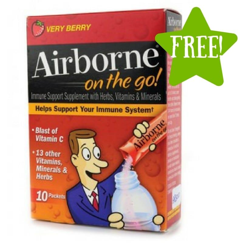 Dollar Tree: FREE Airborne