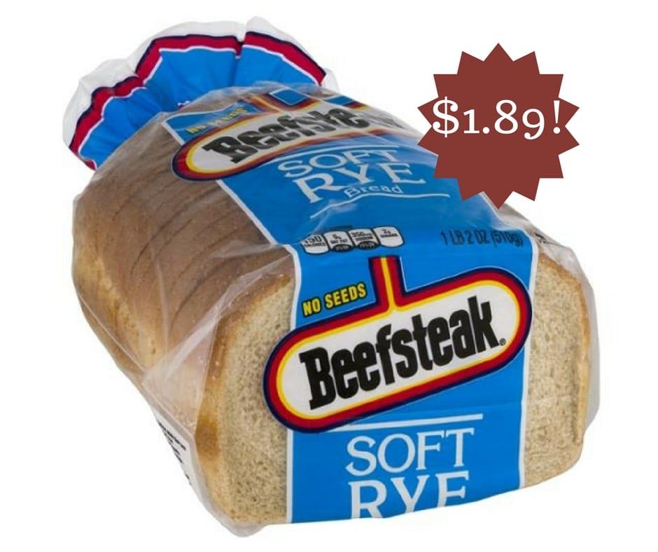 Wegmans: Beefsteak Bread Only $1.89