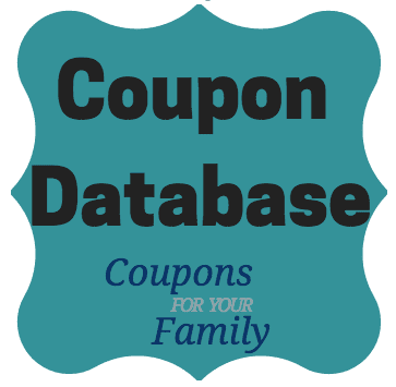Our coupon Database