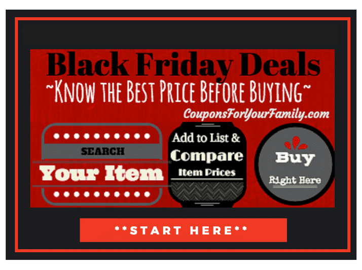 Black Friday Deal Search