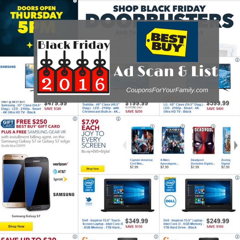 best buy black friday best buy black friday deals and ad scan 2016 536